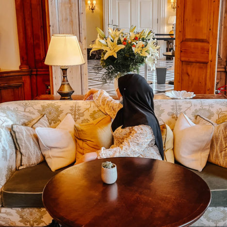 Solo Staycation at The Landmark, London