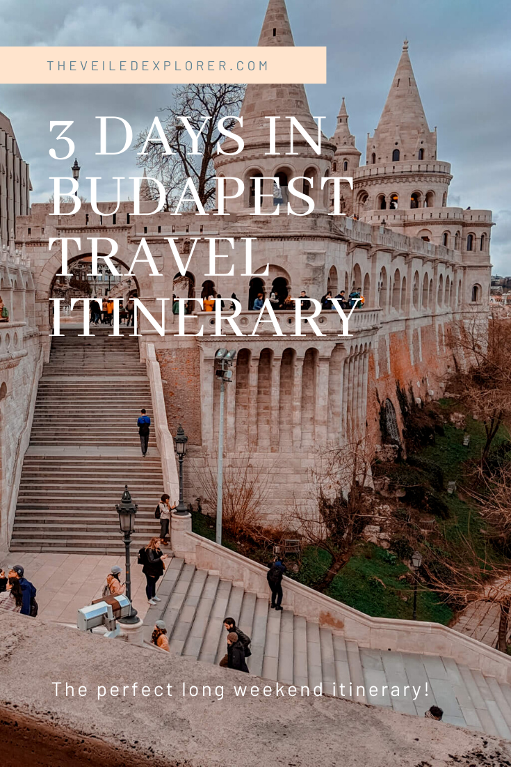 3 Days In Budapest Long Weekend Itinerary