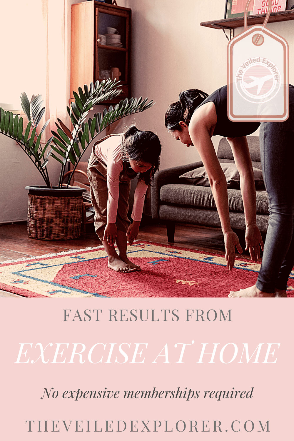 Exercise At Home For Fast  Results The New Normal